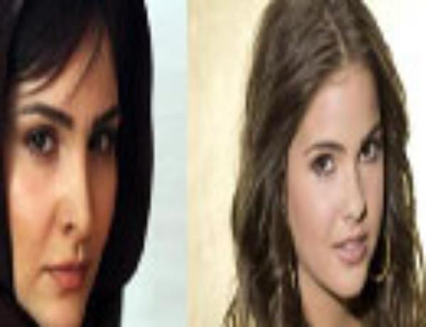 شباهت باورنکردنی برخی بازیگران ایرانی به بازیگران خارجی