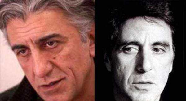 شباهت باورنکردنی برخی بازیگران ایرانی به بازیگران خارجی+عکس