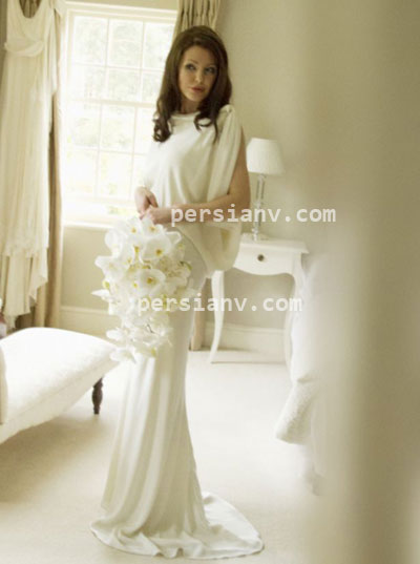 عکس های لو رفته از آنجلینا جولی و براد پیت در لباس عروس و داماد!
