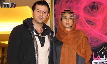عکسهای جدید بازیگران مشهور سینما با همسرانشان