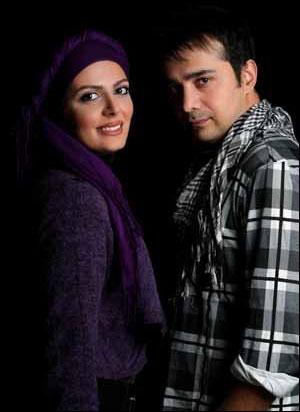 سپند اميرسليماني و همسرش مارال  + تصاویر