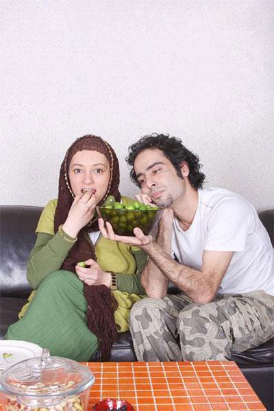 عکسهای برخی بازیگران سینما و تلویزیون با همسرانشان !