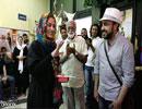 عکس های دیدنی از جشن تولد رضا عطاران با حضور بازیگران و عوامل فیلم سینمایی خوابم می آد