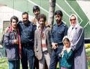 بازیگری که گفته میشود بهدلیل شباهت با احمدی نژاد ممنوعالکار شده