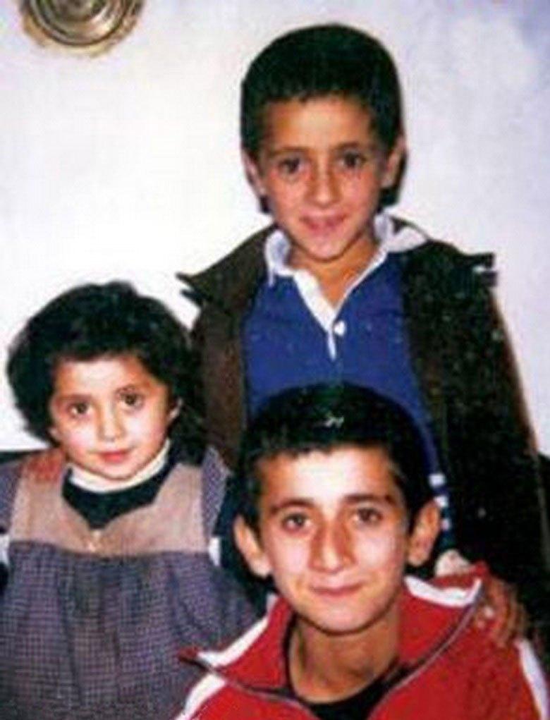 عکس متفاوت خانوادگی از علی کریمی