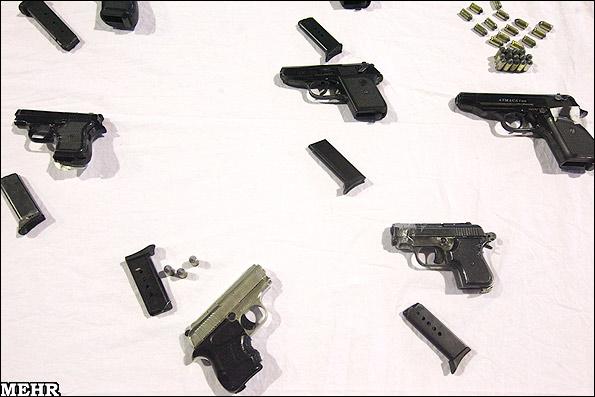 فروش لباس ضد گلوله