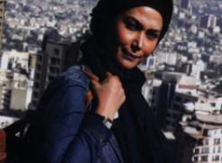 دقایقی همراه با آناهیتا نعمتی در ارتفاعات تهران