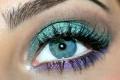 دو نکته ساده آرایشی برای خانمهایی که میخواهند چشمهایشان بزرگتر به نظر برسد!