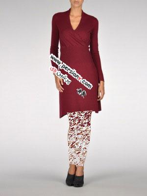 جدیدترین مدل های پیراهن زنانه تابستانی Armani( عکس)