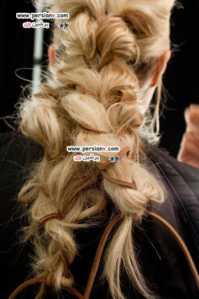 مدل موهای بافته شده (سری دوم) + عکس