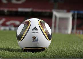 انتقاد به توپ جام جهاني