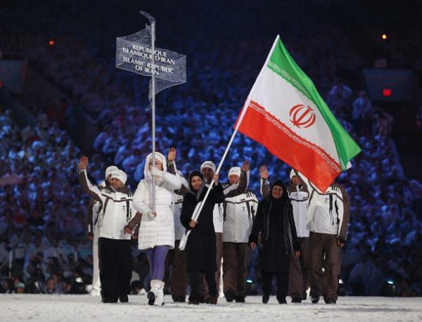 عکس : حاشیه های مراسم افتتاحیه المپیک 2010 ونکوور