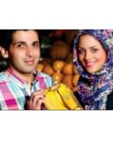 حمید گودرزی و همسر ثروتمندش+عکس