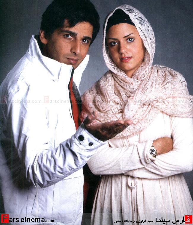 مصاحبه همراه با تصاویر متفاوت از حمید گودرزی و همسرش