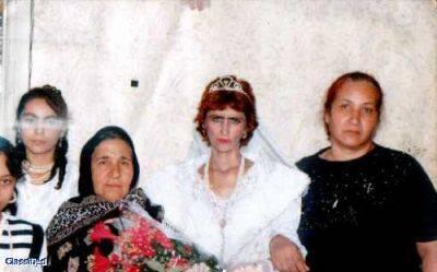 عکس:زشت ترین عروس های دنیا