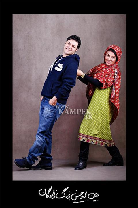 عکس های جدید بازیگران به همراه همسرشان