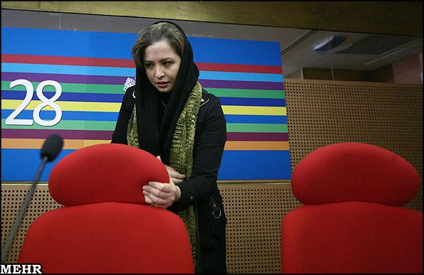عکسهای متفاوت از مهراوه شریفی نیا در جشنواره فجر 88
