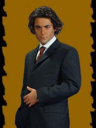 عکسهای محمدرضا گلزار، به عنوان یک مدل لباس !
