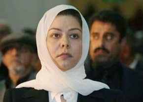 دختر صدام