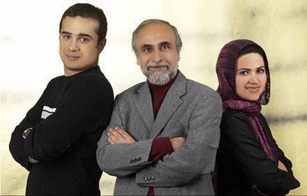 مصاحبه و تصاویر متفاوت از سپند امیر سلیمانی و همسرش