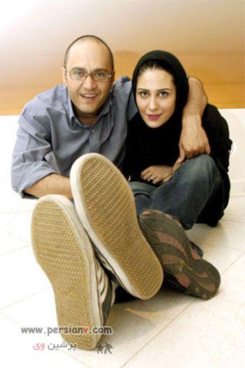 عکسهای دیدنی از رامبد جوان و همسرش