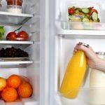 راهنمای مهم در نگهداری مواد غذایی در یخچال