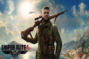 بازی Sniper Elite 4   سیستم مورد نیاز و پیشنهادی این بازی چیست؟