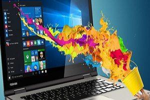 ترفندهایی برای رنگی تر کردن ویندوز