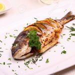 کباب ماهی سفید یک غذای خوشمزه با ادویه های خوش عطر
