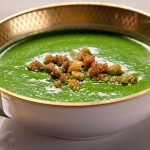 طرز تهیه سوپ اسفناج و والك یک غذای عالی برای افطار