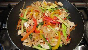 خوراك سبزیجات اتیوپی یک غذای سالم در ماه رمضان