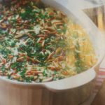 طرز تهیه فتۀ الباذنجان یک غذای عربی خوشمزه