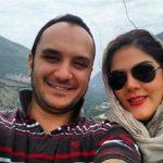 احسان کرمی از زندگی خصوصی با همسرش میگوید