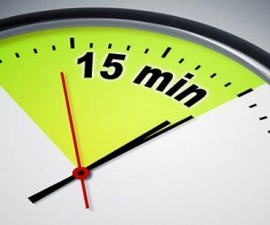۴ کار مهمی که افراد موفق در ۱۵ دقیقه پایانی روز کاری شان انجام میدهند