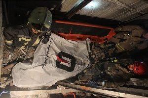 مرگ کارگر جوان بر اثر سقوط به چاهک آسانسور