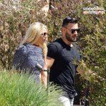 بریتنی اسپیرز و نامزد ایرانی اش در تعطیلات هاوایی +عکس