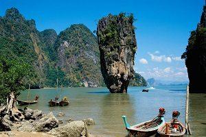 پوکت، جزیره شناور روی آب تایلند+تصاویر
