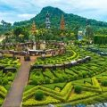 بازار شبانه پاتایا بهترین جاذبه تفریحی در تایلند+تصاویر