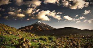 زیباترین کوه های آتشفشانی ایران که آتشی زیر خاکستر هسنتد