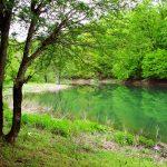 دریاچه میانشه یا دریاچه چورت خواهر خوانده ی دریای خزر