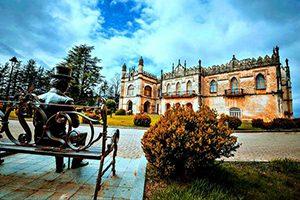 کاخ دادیانی یکی از قدیمیترین کاخهای کشور گرجستان