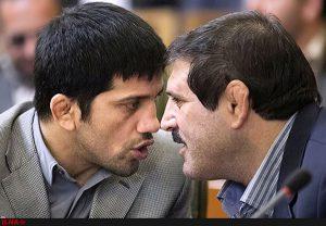 جمله ای که علیرضا دبیر گفت و باعث درگیری با عباس جدیدیشد!