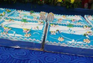 جشن تولد زیبای لیونل مسی در هندوستان