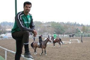 تازهترین حضور ورزشکاران در مناطق زلزلهزده کرمانشاه