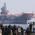 اولین ناو هواپیمابر صد در صد چینی! + تصاویر