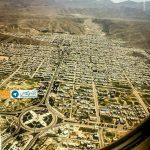 تنها شهر بدون کوچه در ایران! + عکس
