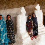 قبرستانی عجیب در سیستان و بلوچستان! + تصاویر