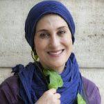 تیپ عجیب خانم بازیگر در جشنواره جهانی فیلم فجر! + عکس