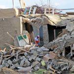 خسارات سیل در شهرستان نقده + تصاویر