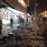 بیش از ۹۰ کشته و زخمی در انفجار تروریستی بغداد